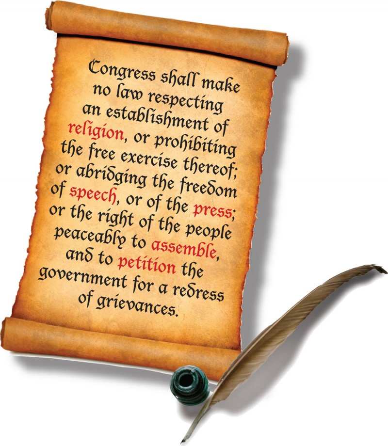 importance of the first amendment essay amendment i dom of religion speech press and assembly